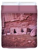 Ancient Ruins Mystery Valley Colorado Plateau Arizona 04 Duvet Cover