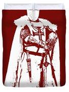 Ancient Templar Knight - 03 Duvet Cover