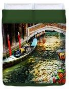 ancient Venice Duvet Cover