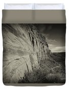 Ancient Walls Duvet Cover