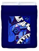 and All that Jazz 3  Duvet Cover