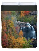 And The Leaves Will Fall Duvet Cover
