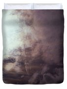 And The Lesser Light To Rule The Night Duvet Cover
