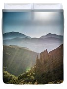 Andalucia Morning Duvet Cover