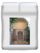 Andalus Mansion In Cordoba Duvet Cover