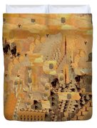 Andalusian Adventure Duvet Cover