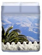 Andalusian View Duvet Cover