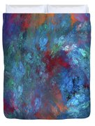 Andee Design Abstract 1 2017 Duvet Cover by Andee Design