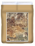 Andersen: Little Mermaid Duvet Cover