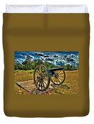 Andersonville Cannon Duvet Cover