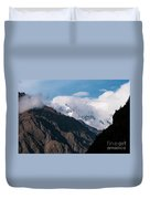 Andes Duvet Cover