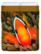 Anemone Fish Duvet Cover