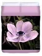 Anemore In Pink Duvet Cover
