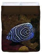 Angel Fish Duvet Cover