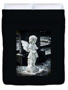 Angel In Roscommon No 3 Duvet Cover