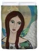 Angel Love Duvet Cover