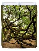 Angel Oak Duvet Cover