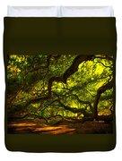 Angel Oak Limbs 2 Duvet Cover by Susanne Van Hulst
