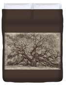 Angel Oak Tree Duvet Cover