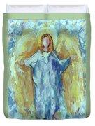 Angel Of Harmony Duvet Cover