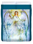 Angel Of Love Duvet Cover