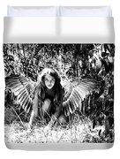 Angel Of The Wild Duvet Cover