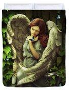 Angel Oriphiel Duvet Cover