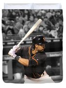 Angel Pagan Duvet Cover
