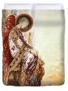 Angel Traveller Duvet Cover