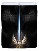 Angel Wing Sword Of Arkledious Dgs Duvet Cover