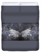 Angelic Visitation Duvet Cover