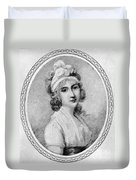 Angelica Schuyler Church Duvet Cover