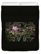 Angelique Peony Tulip Duvet Cover