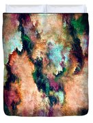 Angels And Demons Duvet Cover