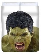 Anger Duvet Cover