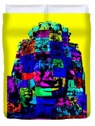 Angkor Pop Duvet Cover
