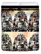 Angkor Warhol #1.2 Duvet Cover