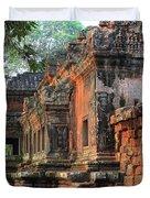 Angkor Wat Ruins - Siem Reap, Cambodia Duvet Cover