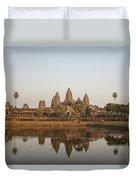 Angkor Wat Temple, Cambodia Duvet Cover