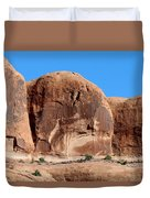 Angry Rock - 3  Duvet Cover