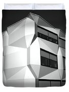 Angular Architecture Duvet Cover