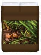 Animal - Wild - Cute Little Chipmunk  Duvet Cover