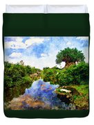 Animal Kingdom Tranquility Duvet Cover