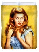Ann-margert, Vintage Hollywood Actress Duvet Cover
