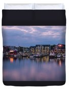 Annapolis Early Morn Duvet Cover