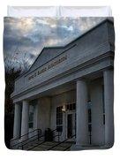 Anne G Basker Auditorium In Grants Pass Duvet Cover
