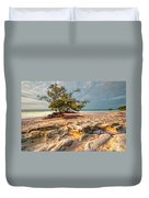 Annes Beach Duvet Cover