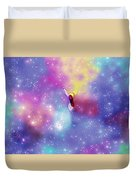 Anomaly In Space Duvet Cover
