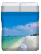 Another Beach Day Duvet Cover