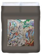 Another Branch Duvet Cover